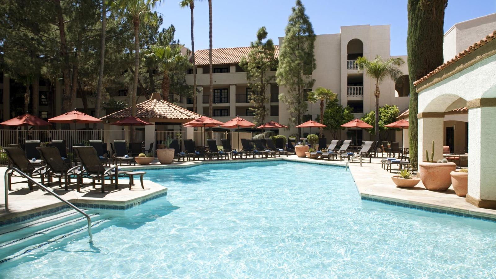 Labor Day Hotel Deals - Sheraton Tucson Hotel & Suites